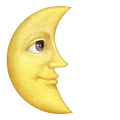 Last-Quarter-Moon-With-Face-Snapchat-Trophy