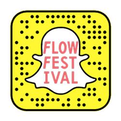 flow-festival-snapchat-tili-snäpkoodit.fi
